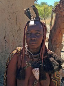 Himba woman-1